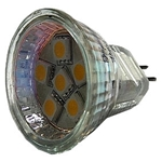 Lampa MR 11 LED SMD 1,5W