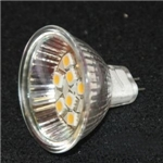 Reflektorlampa MR16 LED - 1,6 watt