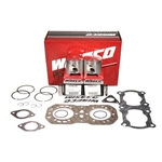Kolvkit Wiseco 81.00mm (Arctic Cat 800cc)