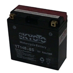Batteri YT14B-BS