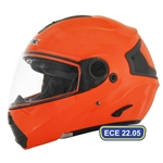Hjälm FX-36 Safety Orange (Flip-Up)