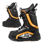 Sweep Snowcore EVO Stövel (Svart/Orange)