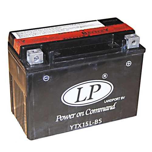 Batteri LP YTX15L-BS