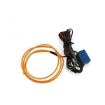 Lyswire / neonslinga Orange 1,20m - LED