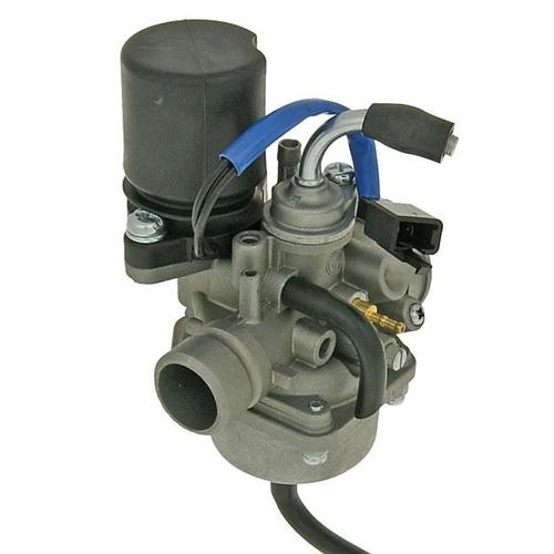 KR Vergaser Carburetor 2T 19mm 50ccm Keeway Swan 50  13