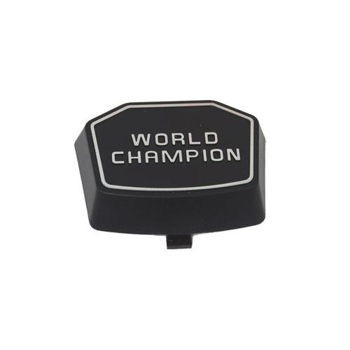 "Plastkåpa ""World Champion"" (Kreidler)"